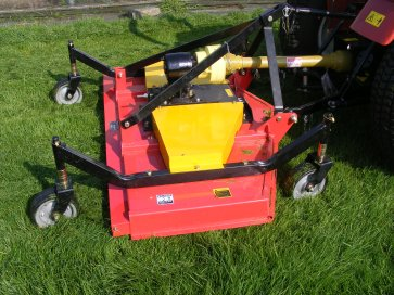 Finishing Mowers for Compact Tractors