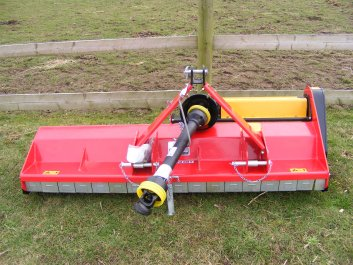 Flail Mowers for Compact Tractors