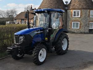 50 HP model Foton Lovol compact tractor