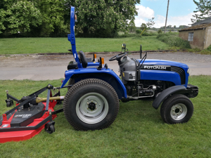 28 hp Model Foton compact tractor