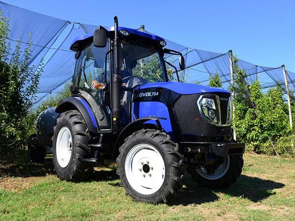 50 HP Model Foton compactor tractor